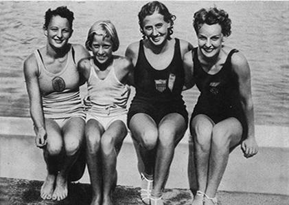Sportzwemmen voor jeugd/volwassenen