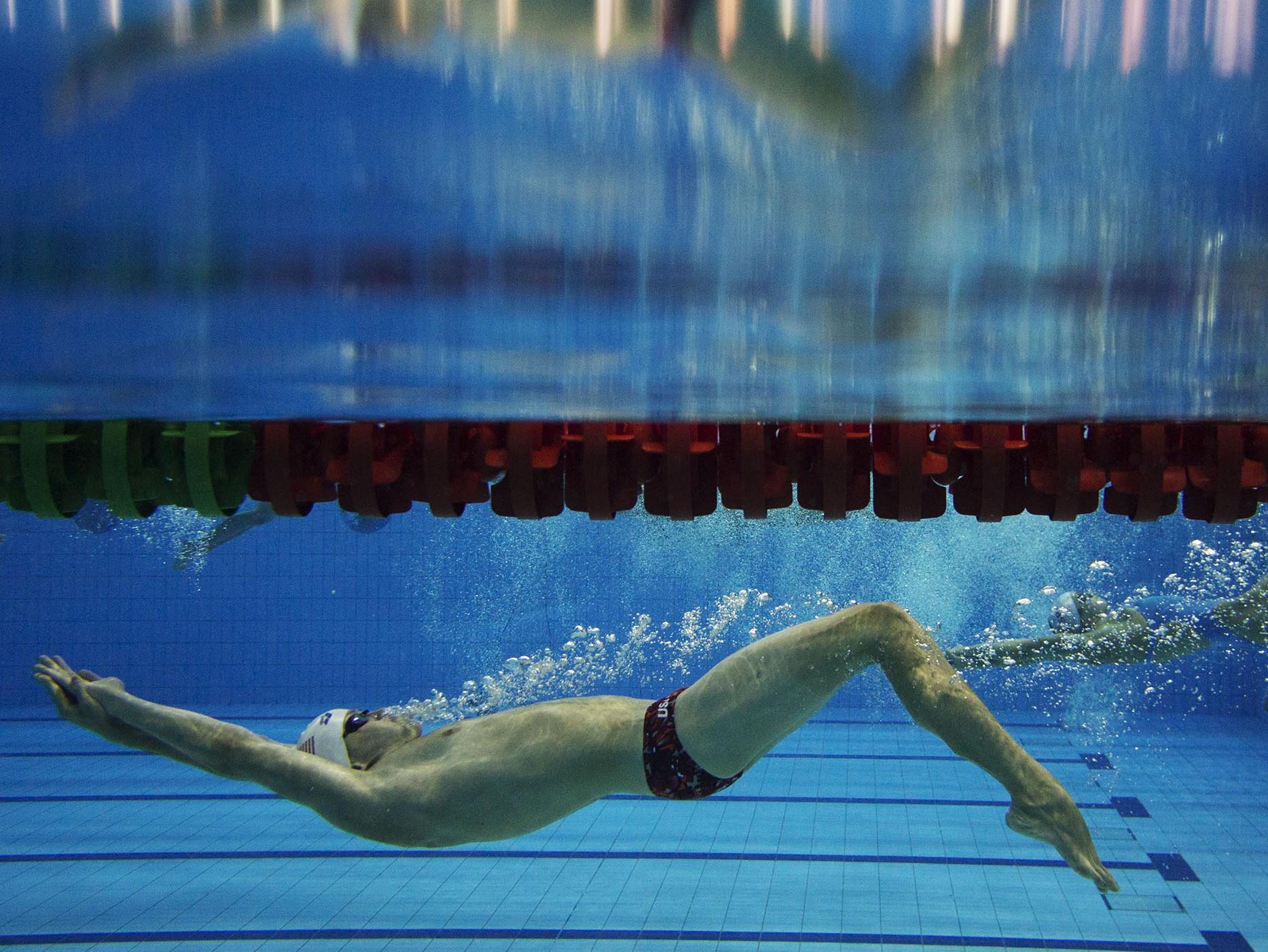 Zwemanalyse H2O